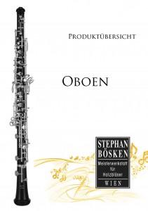 Katalog Oboen